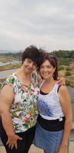 Elena Grishina & Celia van Wyk