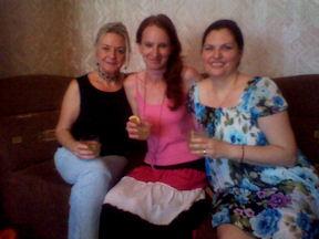 Barb, Cristina & Daniela - Romaniaa 2013